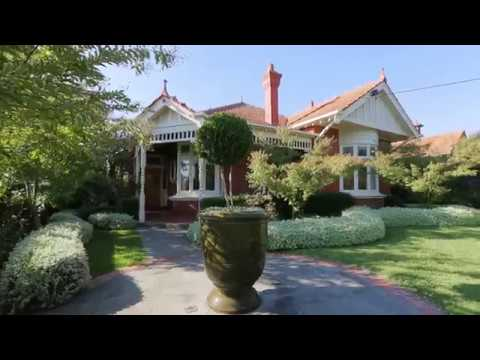 Marshall White: 5 Central Park Road Malvern East