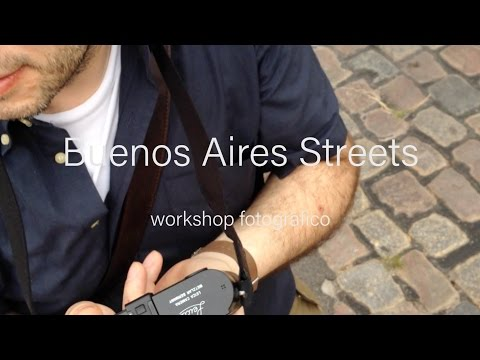 Buenos Aires Streets | workshop