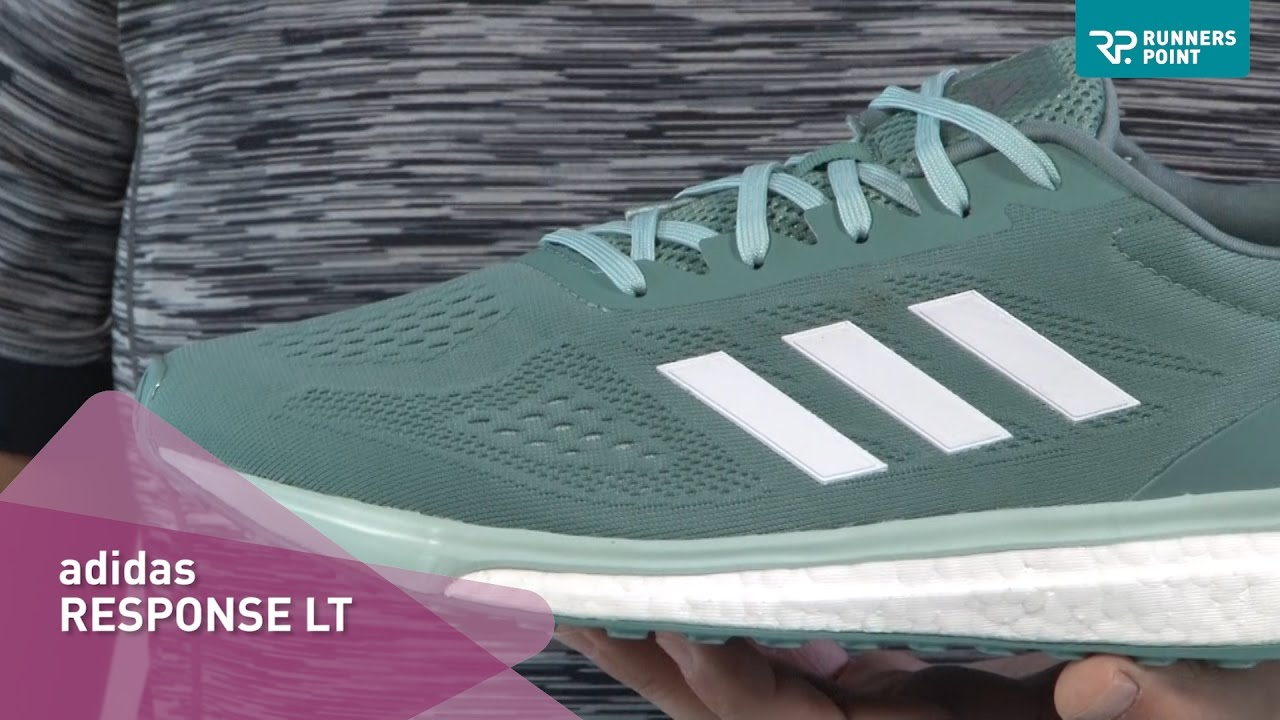 new style 62007 d8cac adidas RESPONSE LT - YouTube