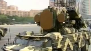 В Баку прошел самый крупный в истории Азербайджана военный парад