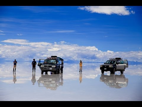 WORLD'S BIGGEST MIRROR | Uyuni Salt Flats, Bolivia