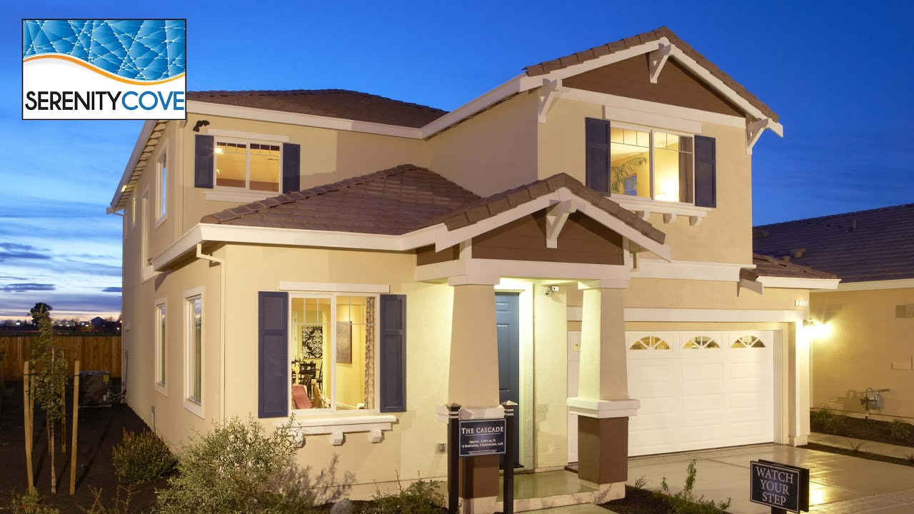 Sold Out New Homes In West Sacramento Ca Serenity Cove