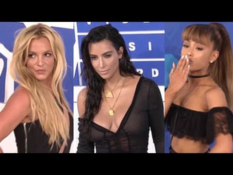MTV VMAs 2016 - Star Studded Red Carpet Full Show At MTV Video Music Awards 2016
