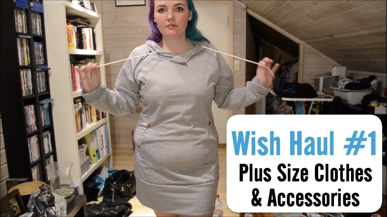 e09d5d36595a4 I Tried Clothing from Wish.com   Wish Haul #1 - YouTube