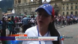 98.5 % de los venezolanos rechazaron al gobierno de Maduro mediante el plebiscito