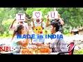 Made in INDIA GURU RANDHAWA.// By Kartik's love creation.// T-series//  collage Love Story//😍