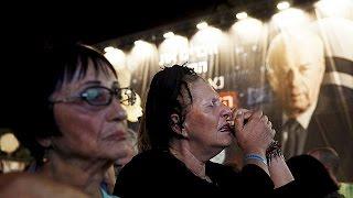 بالفيديو.. الإسرائيليين يحيون الذكرى الـ20 لأسحق رابين