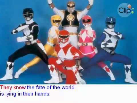 Nhac phim sieu nhan khung long Go Go Power Rangers
