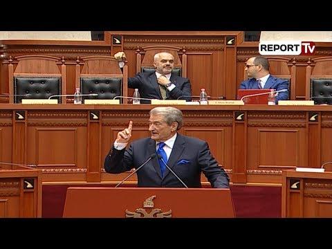 Report TV - Marrëveshja e detit me Greqinë, Berisha: U blenë gjyqtarët