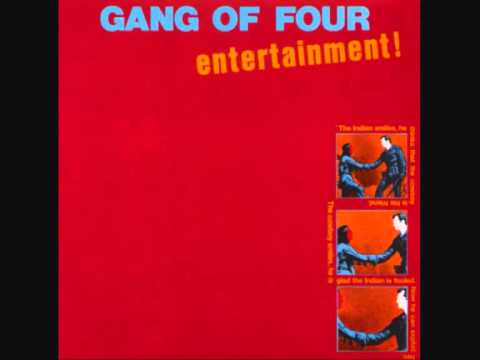 Клип Gang Of Four - Natural's Not In It