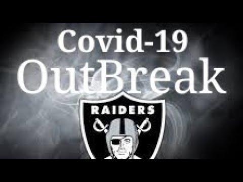 Las Vegas Raiders 10 Players Placed On Covid-19 List. Ferrell Test Positive By Joseph Armendariz