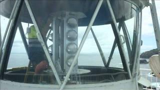 Luz nueva para el faro de Punta Cumplida