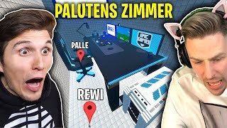 HIDE AND SEEK in PALUTENS Zimmer in Fornite (mit Paluten)