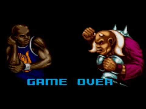 Game Over: Shaq-Fu