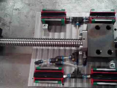 Homemade CNC Lathe MACH 3