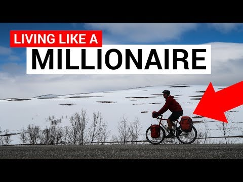 Bicycle Touring Pro: Living Like A Millionaire - EP. #190