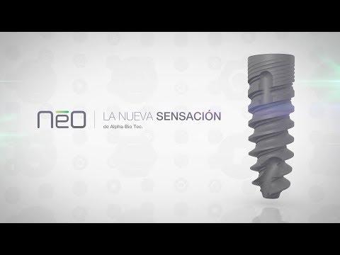 Conocé la nueva línea de implantes NeO
