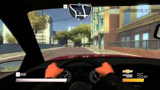Driver: San Francisco epic driving (first person)