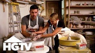 Pottery Making at Mugi Studio - See J Work - HGTV