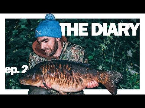 Carp Fishing - The Diary Ep. 2 Carp Fishing At The Mere