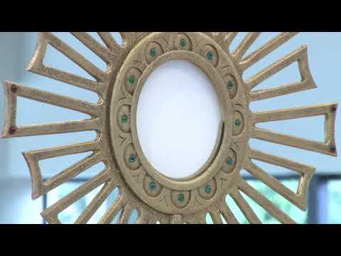 Santa Missa Dominical com @Padre Reginaldo Manzotti | 14/06/20 [CC] from YouTube · Duration:  1 hour 9 seconds