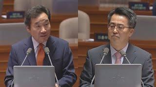 [녹취구성] '맷집 좋은' 총리-부총리…대정부 질문 어록 / 연합뉴스TV (YonhapnewsTV)