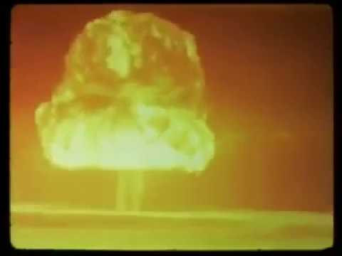 Operation Castle Nuclear Bomb Test (1954)