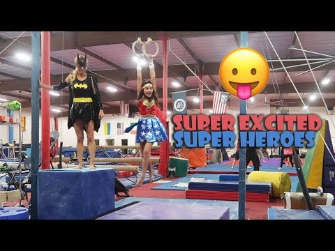 Super Excited Super Heroes 😛 (WK 357.2) | Bratayley