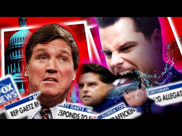 Matt Gaetz CONSPIRACY with Tucker Carlson (shocking accusations) - The Serfs