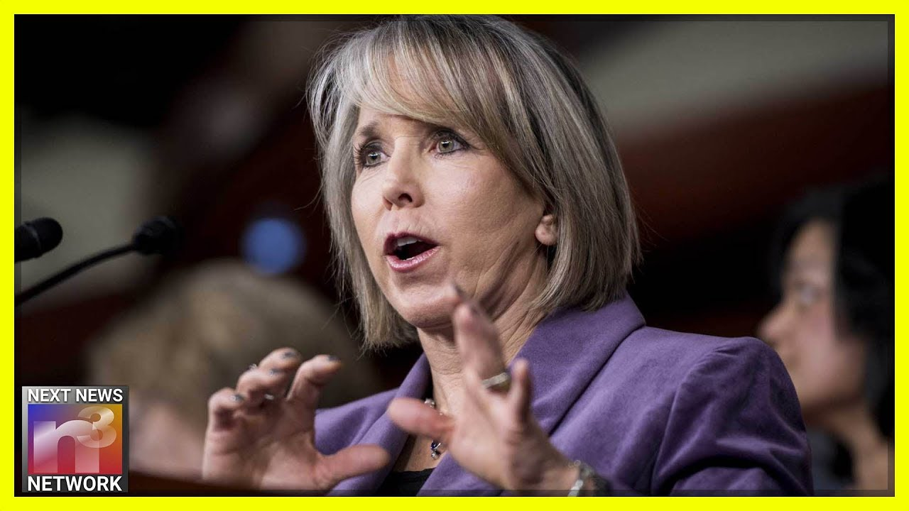 New Mexico Gov Shows Us How She Will Break Through The ...Kool Aid Man Breaking Through Wall Youtube