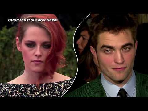 Robert Pattinson & Kristen Stewart Reunite   Fans React On Seeing Exes Together