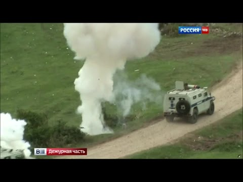 В Калмыкии уничтожены убийцы столичного полицейского