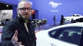 Watch Lewis Hilsenteger unboxes the 2015 Ford Fusion   Point of View lUe vZ3bVeI thumbnail