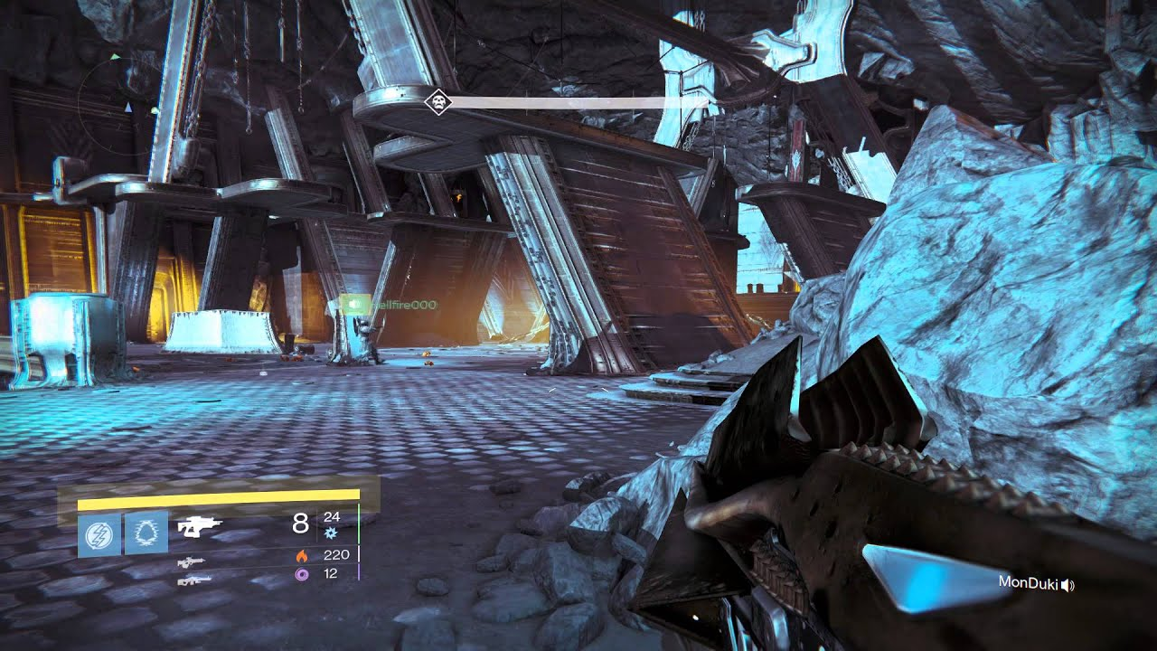Destiny corrupted thorn bounty last part kill xyor the unwed