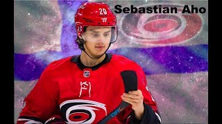 "Sebastian Aho ""The Awakening"" (NHL highlights)"