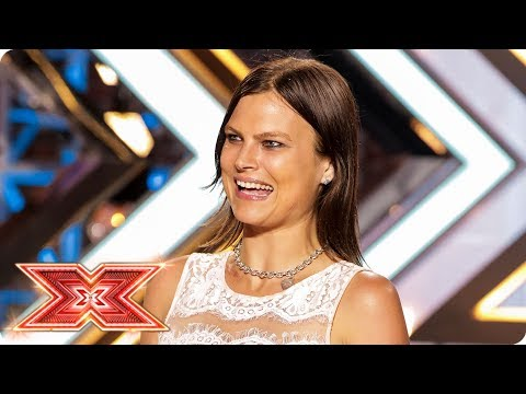 Queen A makes her bid for superstardom! | Auditions Week 3 | The X Factor 2017