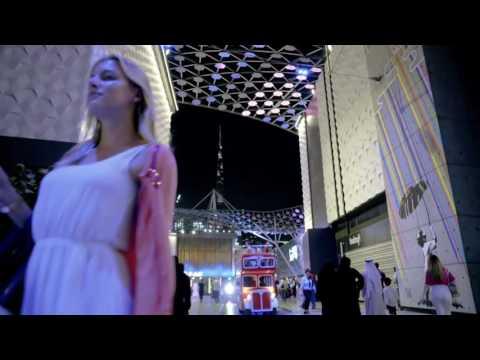 Dubai Shopping Festival, presented by Corporate Travel Concierge