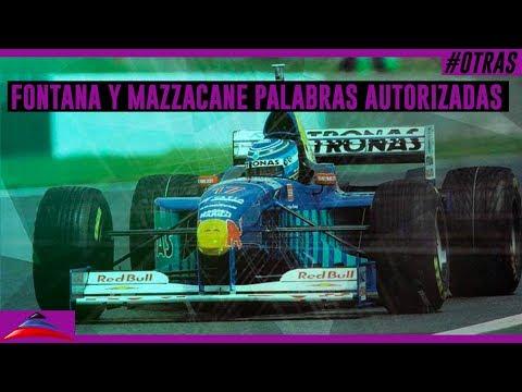 Fontana y Mazzacane, dos ex F1 argentinos (21-04-2018) Carburando.com