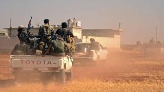 الجيش الحر يقتحم وسط مدينة الباب بحلب...وميليشيا الوحدات الكردية تسلم مناطق للنظام-تفاصيل