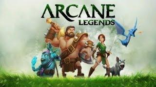 Arcane Legends - Universal - HD Gameplay Trailer