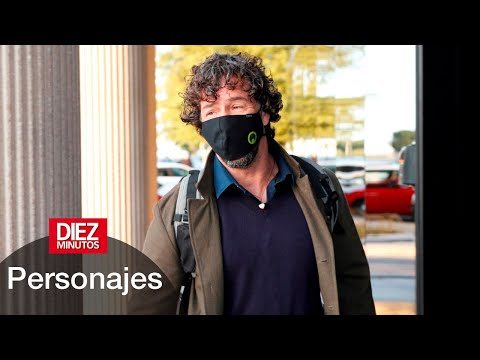 Nacho Palau y su batalla judicial con Miguel Bosé | Diez Minutos