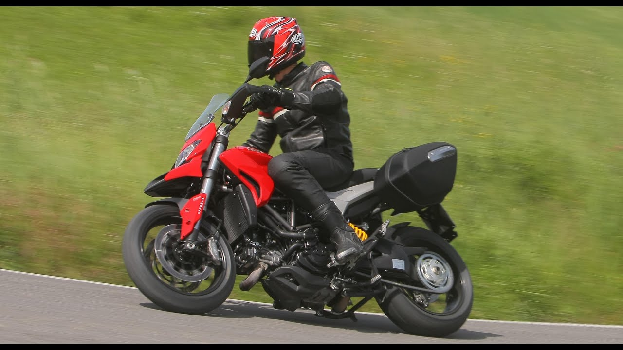 ducati hyperstrada launch review - youtube