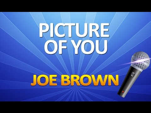 A Picture Of You - KARAOKE