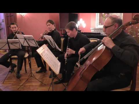 Mozart - Clarinet Quintet In A Major, K 581