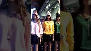 TKW TAIWAN koleksi baju2 musim dingin di WUFENPU