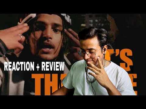 LILBILZ IT'S THAT TIME REACTION   INDIAN DRILL   UNDERGROUND RAPPER   T.7 LIFESTYLE