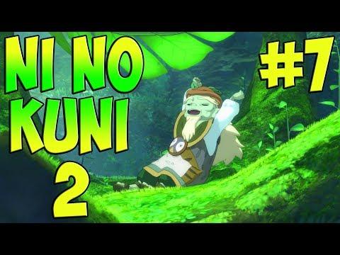 #7 Лес Нира. Эксперт ♠ Прохождение Ni No Kuni II Revenant Kingdom