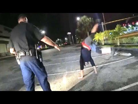 Man Arrested After Performing Cartwheels During DUI Stop: Cops