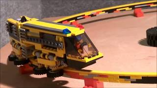 10 small, amazing LEGO Technic MOC´s by üfchen / NEW LEGO
