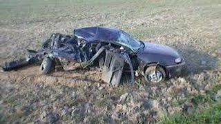 Видео подборка аварий 2014. Дтп видео жесть.